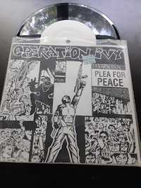 Operation Ivy ‎– Plea For Peace - Not On Label Bootleg