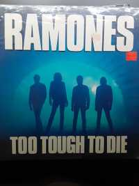 Ramones ‎– Too Tough To Die - Sire - 1984