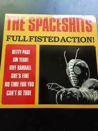 The Spaceshits ‎– Full Fisted Action! -  Sympathy For The Record Industry -  2 × Vinyl, 7