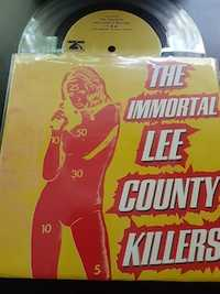 Matching Numbers / Immortal Lee County Killers ‎– Louisiana Hannah - Chicken Ranch Records - 2001