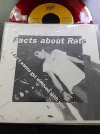 Facts About Rats ‎– I Don't Wanna Get Involved With You - Stanton Park Records - 1992