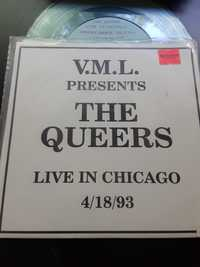 The Queers ‎– Live In Chicago 4/18/93 - V. M. L. Records - 1993