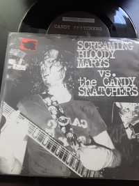 Screaming Bloody Marys / The Candy Snatchers - Frisbee Records ‎- 1996