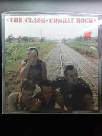 The Clash ‎– Combat Rock - Epic - FEA 37689 - 1982