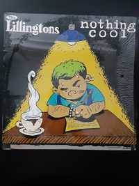 The Lillingtons / Nothing Cool ‎– Idiot Word Search Split LP - white vinyl - 1997