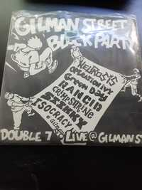Gilman Street Block Party - Operation Ivy - Greenday- Rancid - double7inch - 1993