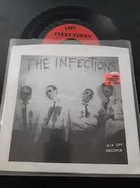 The Infections ‎– Kill For You - Rip Off Records - 1996