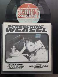 Screeching Weasel ‎– Suzanne Is Getting Married - Lookout Records