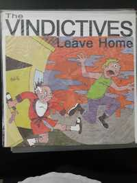 The Vindictives ‎– Leave Home - Tour Edition -Selfless Records - 1994