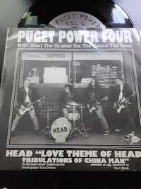 Head - Puget Power Four - Regal Select Records - 1993