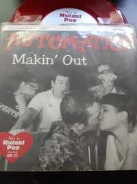 Automatics ‎– Makin Out - Mutant Pop - red vinyl -1996