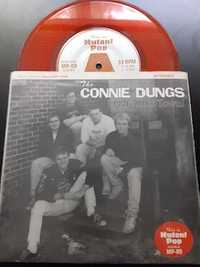 The Connie Dungs ‎– I Hate This Town! - clear orange vinyl 1996