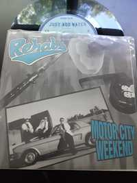The Rehabs ‎– Motor City Weekend / Sent From Heaven - Just Add Water - 1996