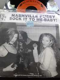 Nashville Pussy ‎– Sock It To Me-Baby! / Misunderstood - Black Lung - 1998