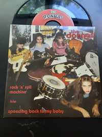 The Donnas ‎– Rock n Roll Machine b/w Speeding Back To My Baby - Lookout! Records - 1998