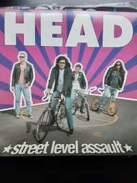 Head ‎– Street Level Assault -  Evil Clown Records - 1994