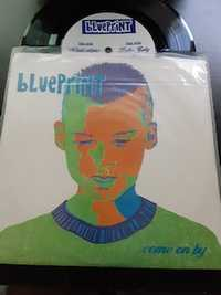 Blueprint ‎– Come On By -  Security Risk Records - 1994