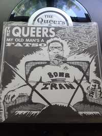 The Queers ‎– My Old Man's A Fatso - Woundup Records - 1994