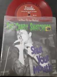 The Candy Snatchers* ‎– Shut Your Mouth -  Junk Records - 1998