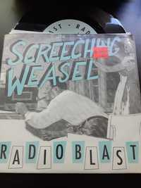 Screeching Weasel ‎– Radio Blast - Underdog Records - limited to 2000 - 1993